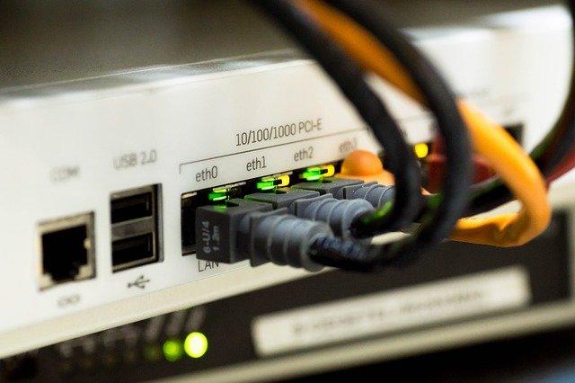 הקמת תשתית אינטרנט